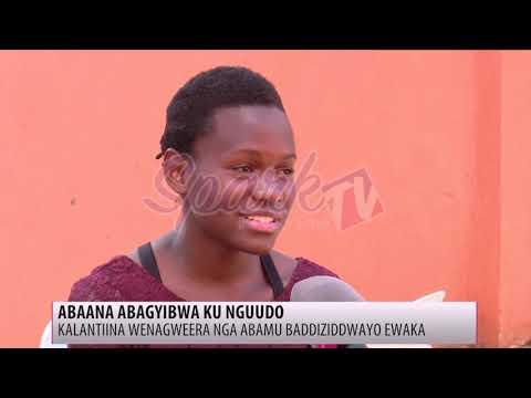 ABAANA B'OKUNGUUDO: Kalantiina wenagwera nga abam baddiziddwayo ewaka