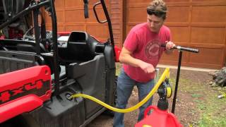 MidWest Outdoors TV Show #1548 - Flo-Fast Fuel Transfer Systems