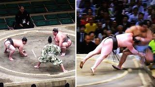 deportes la lucha de sumo