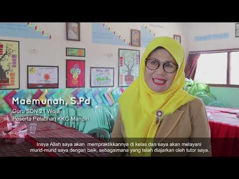 Replication of Literacy Programme for KKG in Dompu, NTB
