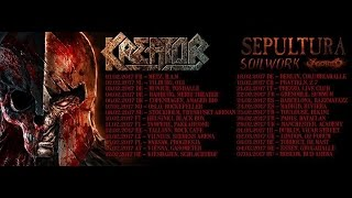In case you missed it Check out how our tour with Kreator