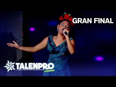 Zumeily Fuentes interpreta Cucurrucucú Paloma