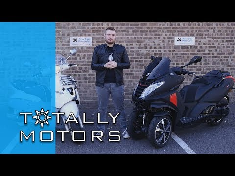 Are three wheels better than two? – Peugeot Metropolis – Road Test – HD   Totally Motors
