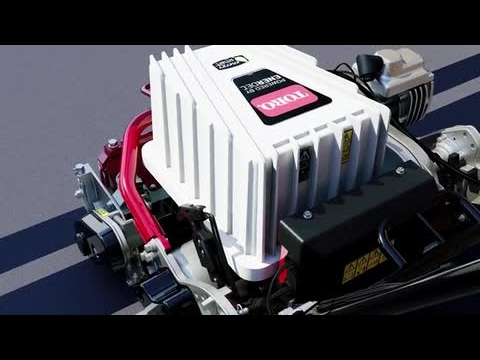 Toro® Greensmaster® Flex™ & eFlex® Virtual Demo