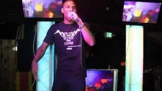 Trey Day Live Performance @ Sevillas Riverside CA