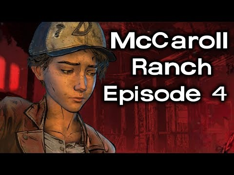 DOWNLOAD: Clem Saving Baby AJ From Kidnappers (Ranch