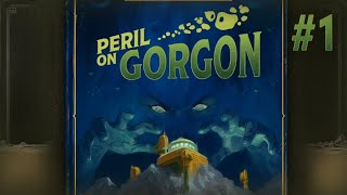 Peril On Gorgon - Blind Supernova Playthrough - Part 1