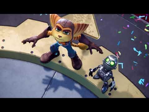 Видео № 0 из игры Ratchet & Clank: Сквозь Миры [PS5]