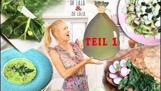 Geniale Rezepte aus Lebensmitteln die du für Abfall hältst * gesund & lecker * Teil 1 * 5 Rezepte