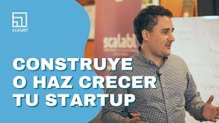 Francisco Santolo | Construye o haz crecer tu Startup