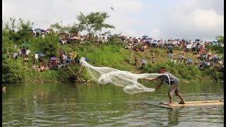 Lễ hội Đánh cá | Cơm Cày - Cá Kiếm