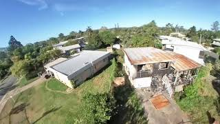 One pack rip Infront of the neighbourhood cool kids #thfs2 #fpvfreestyle #drones #insta360