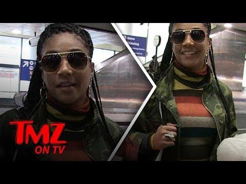 Tiffany Haddish Ain't Stressing The Haterz | TMZ TV