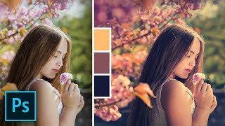 A Secret Auto Color Grading Feature in Photoshop!