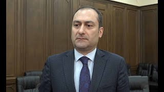 Նպատակ է դրված, որ Թովմասյանը պաշտոնավարի ՍԴ նախագահի պաշտոնում մինչև 2035 թվականը