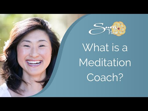 What is a Meditation Coach? | SuraFlow.org - YouTube