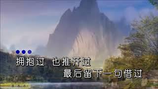 簡弘亦-就當從沒發生過(左伴右唱) 58COCO 卡啦 OK KARAOKE及KTV 伴唱導唱字幕影音