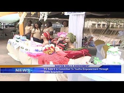 NABTEB Holds Skills Acquisition And Products Exhibition Assessment Of Some Centres