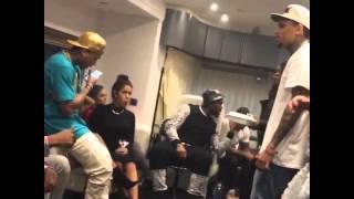 """Tyga x Chris Brown x 50 Cent """"I Bet"""" #snippet"""