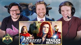 Marvel's Avengers: A-Day | Official Trailer E3 2019