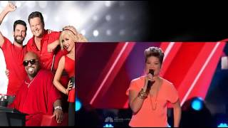 Tessanne Chin   TRY   The Voice USA 2013 Auditions