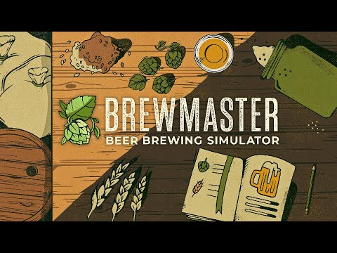 Brewmaster : Announcement Trailer