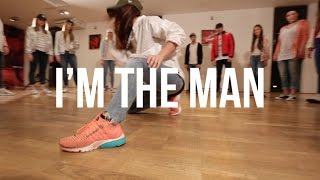 50 cent ft. Chris Brown | I'm the man | Anett Dukai Choreography | BRONSIS