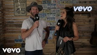 Drake White - Giving back, family and Dolly Parton. CMA MUSIC FESTIVAL
