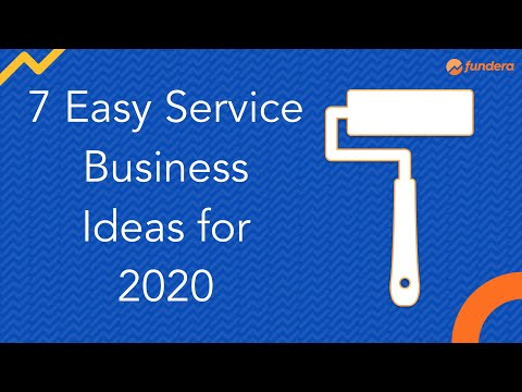 , title : '7 Easy Service Business Ideas for 2020