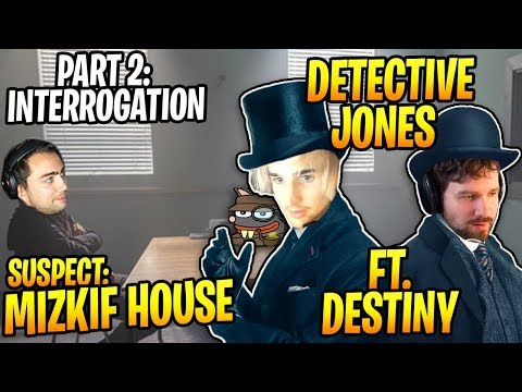 JUDGE JONES - WHO DID IT? ft Destiny, Mizkif & Novaruu