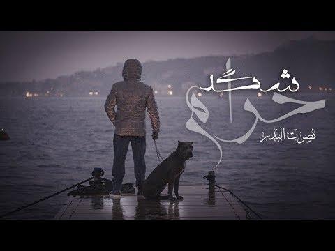 نصرت البدر - شكد حرام /  Nasrat Albader Shkad Haram 2018 / VIDEO CLIP