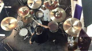 "The Apex Theory ""Apossibly"" drum cover by Adam Halitzka"