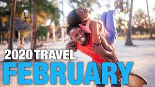 Best Places to Visit in February | Travelstart