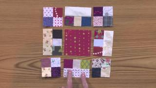 Addicted to Scraps with Bonnie Hunter for Quiltmaker May/June 2015