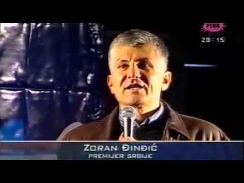 Govor Zorana Đinđića na mitingu povodom Predsednickih izbora