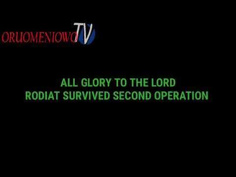 ORU O MENI OWO TV:SECOND OPERATION