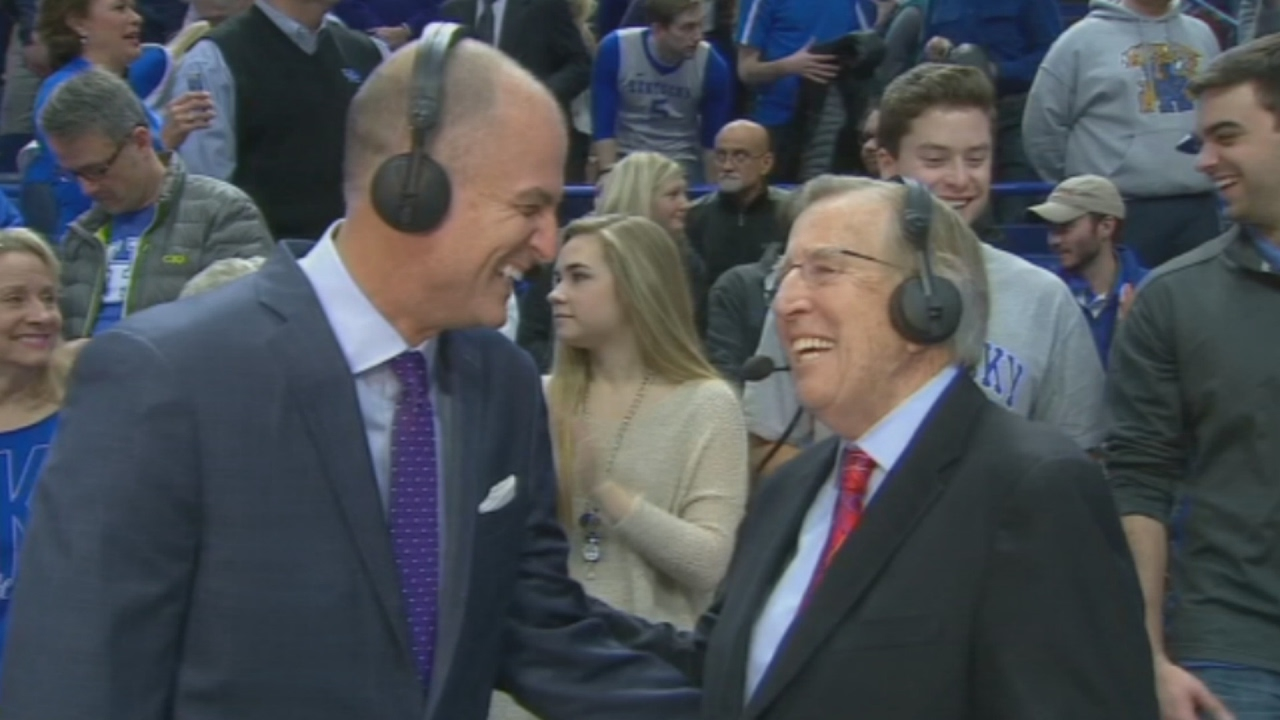 Brent Musberger Signs Off One Last Time