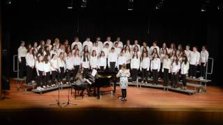 GMHS Chorus We Won't Stop Dreaming