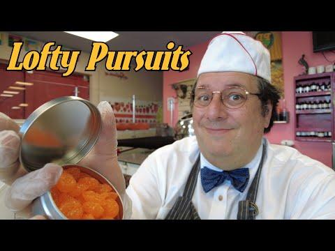 Making Sour Tangerine Altoids
