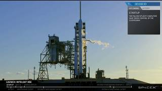Intelsat 35e Launch Webcast