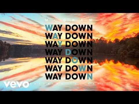 Tim McGraw - Way Down (Audio) ft. Shy Carter