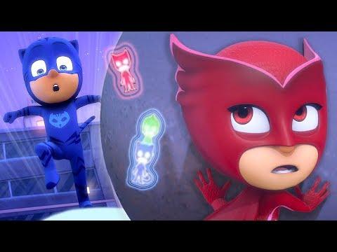 Heroes en Pijamas en Español 🔴Pula-Tron 🔴Dibujos Animados