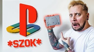 Playstation One Classic UNBOXING + TEST