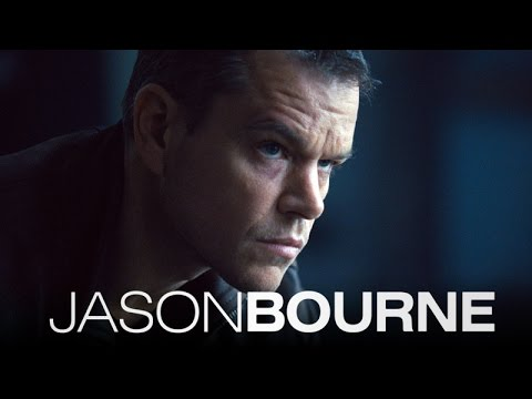 Commercial for Jason Bourne (2016) (Television Commercial)