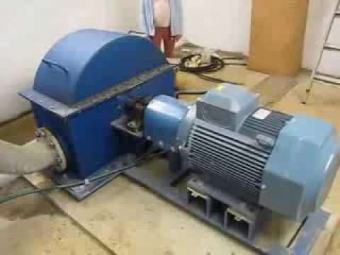 Mini Hydroelectric Pelton Turbine