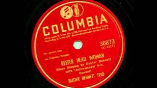 Reefer Head Woman - Buster Bennett Trio