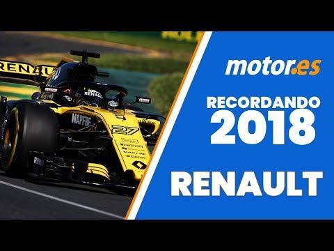RENAULT - El líder de los mortales | Recordando F1 2018
