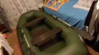 Надувная лодка форт