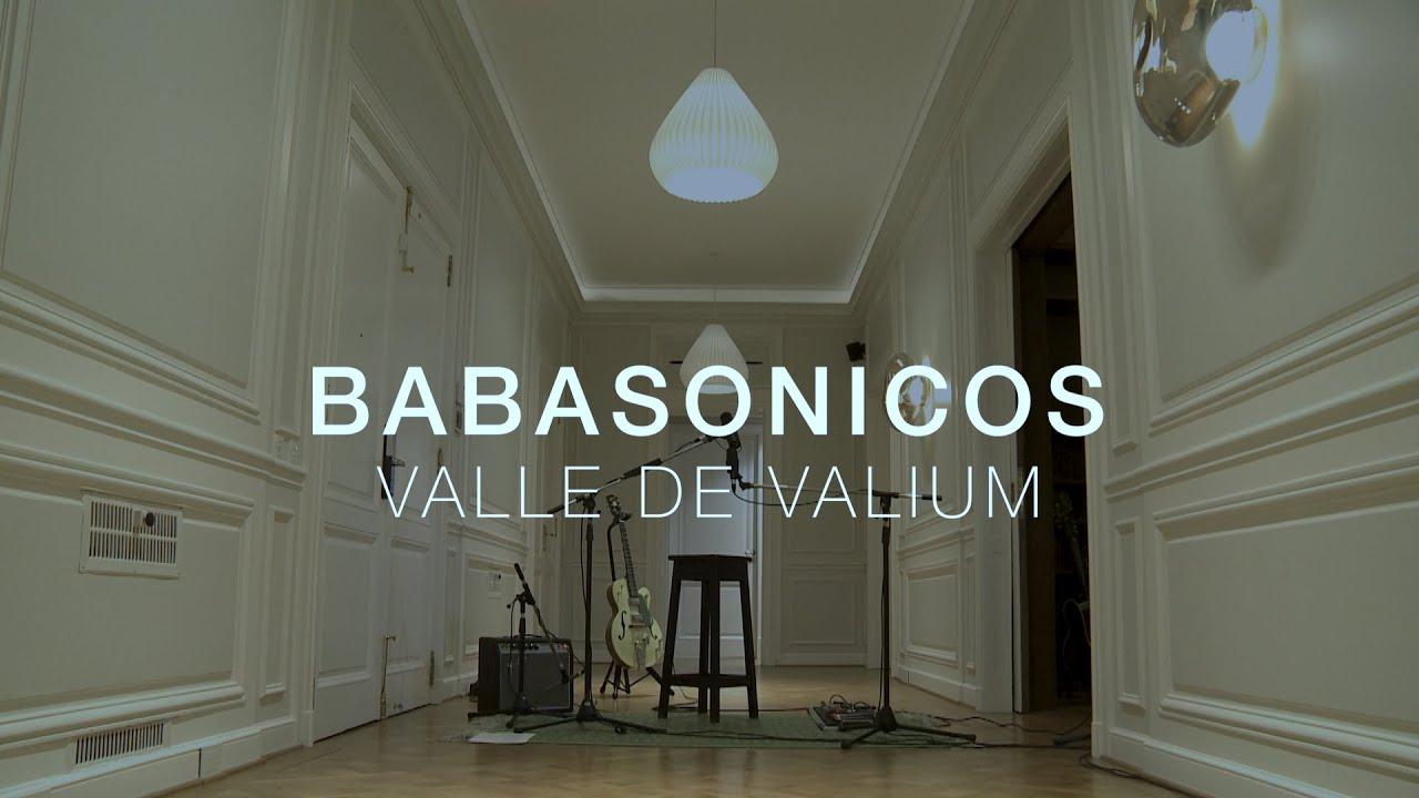 Babasonicos - Valle de Valium (Delivery)