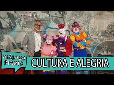 Grupo Pakaraka e artista plástico Betto Damasceno participam do Diálogo Diário